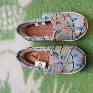 Toms limited edition for toddlers